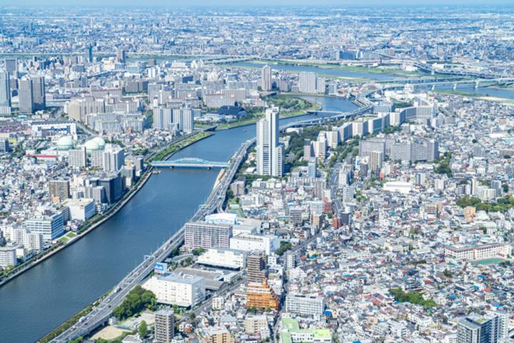 隅田川スカイツリーコース